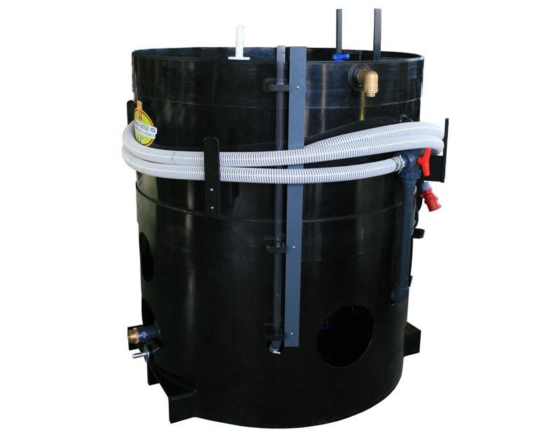 Mélangeur de produit phytosanitaire - Cuve de 600 litres