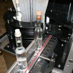 Laveuse sécheuse de bouteilles - Option : passage de bouteilles spéciales très fines