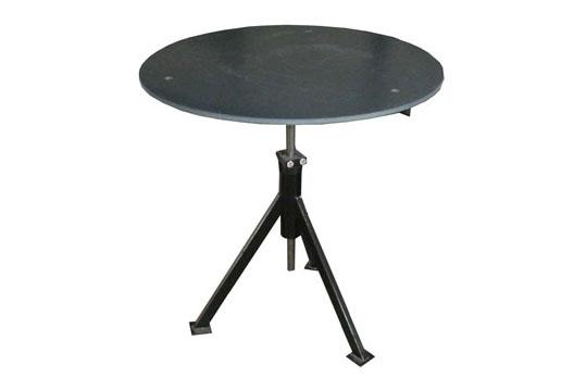 Table tournante manuelle